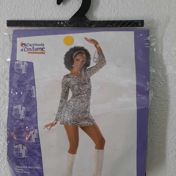 California Costumes Other - CALIFORNIA COSTUME GO-GO COSTUME SIZE LARGE